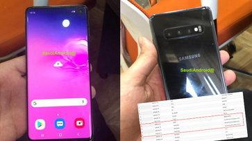 """หลุดข้อมูล """"Samsung Galaxy S10"""" ผ่านการอนุมัติในไทยก่อนงานเปิดตัว"""