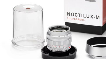 Leica เปิดตัวเลนส์ Noctilux-M 50mm f/1.2 ASPH limited edition ที่มีเพียง 100 ตัว เท่านั้น!