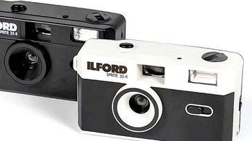 เปิดจองแล้ว! Ilford Sprite 35-II กล้องฟิล์ม 35mm point-and-shoot ใช้ซ้ำได้