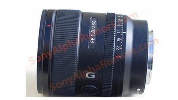 หลุดภาพแรก เลนส์มุมกว้างไวแสง Sony FE 28mm f/1.8 G