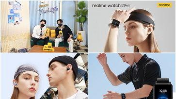 realme นำทัพเปิดตัวผลิตภัณฑ์ผลิตภัณฑ์  AIoT ใหม่เพียบ!