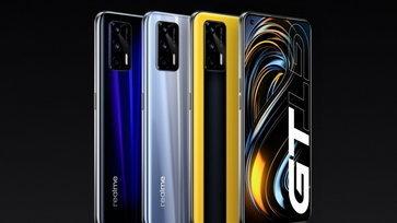 realme GT 5G รุ่นขายทั่วโลกจะเปิดตัว 15 มิถุนายน นี้
