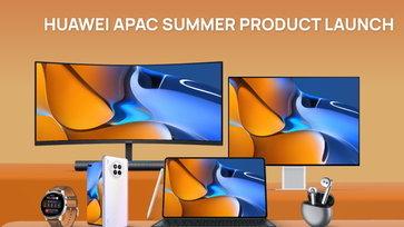 สรุปรายชื่อและข้อมูลของผลิตภัณฑ์ใหม่ในงาน HUAWEI APAC SUMMER PRODUCT LAUNCH หลังการเปิดตัว