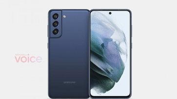 Samsung Galaxy S21 FE อาจจะรองรับที่ชาร์จไฟกำลังสูงสุด 45W