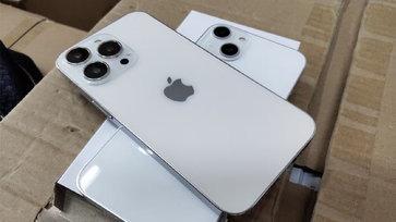 """ชมภาพเครื่องดัมมี่ล่าสุด """"iPhone 13 Series"""" กับดีไซน์ใหม่กล้องใหญ่ขึ้น"""