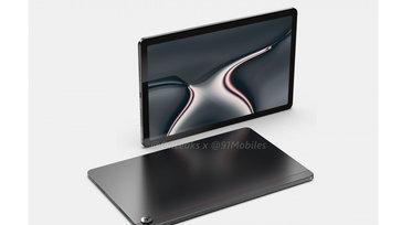 ชมภาพ Render ของ realme Pad Tablet ตัวแรกของ realme ที่หน้าตาสวยดูแพง