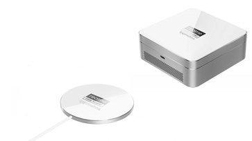ชมภาพ MagDrat ที่ชาร์จไฟไร้สายของ realme หน้าตาและฟีเจอร์ เหมือนของ Apple