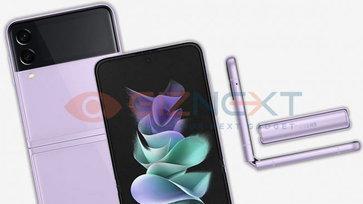 หลุดราคาของ Samsung Galaxy Z Fold3 และ Z Flip3 ในเกาหลี เริ่มต้น 34,200 บาท