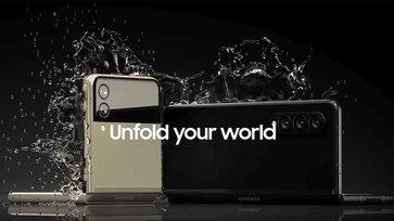 หลุดสเปก Galaxy Z Flip 3 และ Galaxy Z Fold 3 พร้อมรูปโปรโมตเพิ่มเติม