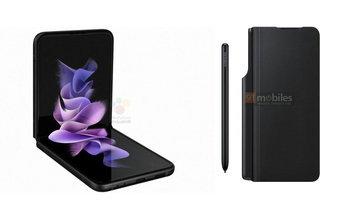 ชมภาพอุปกรณ์เสริมของ Samsung Galaxy Z Flip3 และ Galaxy Z Fold3 มาครบและมีปากกาเช่นเคย