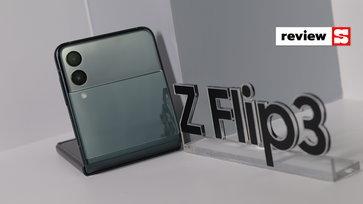 รีวิว Samsung Galaxy Z Flip3 มือถือพับได้สุดชิก กับการอัปเกรดให้น่าใช้มากขึ้น