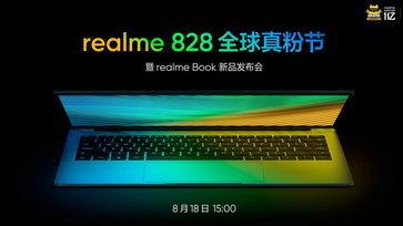 realme Book กำลังจะเปิดตัวในวันที่ 18 สิงหาคม ที่กำลังจะถึงนี้ ดีไซน์คล้ายกับ MacBook Air