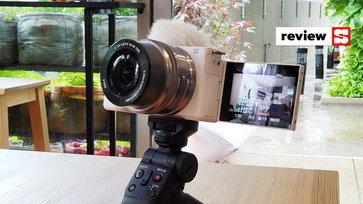 รีวิว Sony ZV-E10 กล้องเพื่อสาย VLOGGER ที่เปลี่ยนเลนส์ได้