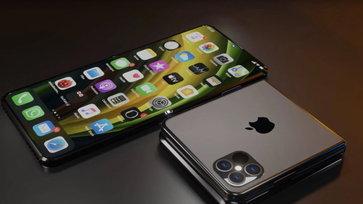Apple จดสิทธิบัตรแบตเตอรี่พับได้สำหรับสมาร์ตโฟนแบบพับ