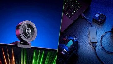 """Razer เผยกล้องเว็บแคมรุ่นใหม่ """"Kiyo X"""" พร้อมกับ Capture Card """"Ripsaw X"""""""
