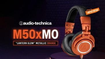 เปิดตัวหูฟังจากแบรนด์ Audio Technica ลงตลาดพร้อมกัน 4 รุ่นรวด