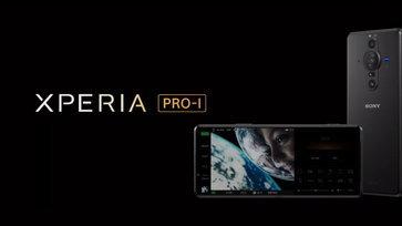 เปิดตัว Sony Xperia Pro-I กล้องโหดสเปก Compact เซนเซอร์ CMOS 1 นิ้ว ใช้ BIONZ-X ประมวลผลภาพ