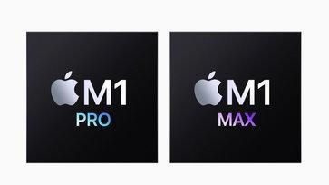เผยสเปกอย่างเป็นทางการของ M1 Pro และ M1 Max