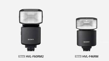 เปิดตัวแฟลช Sony HVL-F60RM2 และ HVL-F46RM สำหรับกล้องมิเรอร์เลสซีรีส์ alpha
