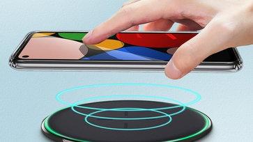 ภาพเรนเดอร์เคส Google Pixel 4a เผยให้เห็นว่าตัวเครื่องอาจจะรองรับ Wireless Charging
