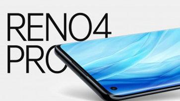 เปิดตัวOPPO Reno 4 Proอัปเกรดจอใหญ่ขึ้นพร้อมกลัองหลัง4ตัวชาร์จไฟเร็ว65WสเปกเหมือนReno 4ปกต