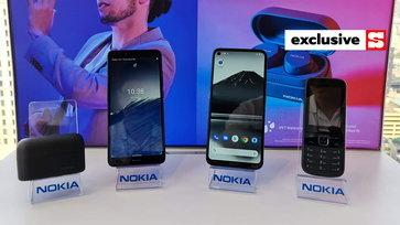 พาสัมผัสมือถือใหม่จาก Nokia ครบเครื่องทั้งปุ่มกดและ Smart Phone กับราคาไม่แพง