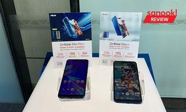 [Hands On] สัมผัสแรกกับ ASUS Zenfone Max Pro (M2) และ ASUS Zenfone Max (M2) อีกมือถือดีสเปคครบกลับมา