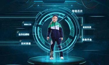 """พี่จีนเอาจริงทดลอง """"ชุดยูนิฟอร์มอัจฉริยะ"""" มอนิเตอร์ทุกย่างก้าวกันเด็กโดดเรียน"""