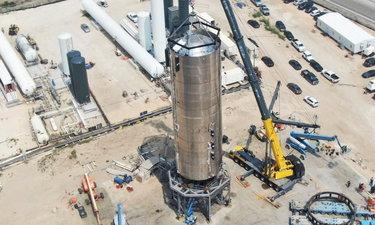SpaceX ได้รับอนุญาตจาก FAA เพื่อทดสอบการบินต้นแบบยานอวกาศ Starship