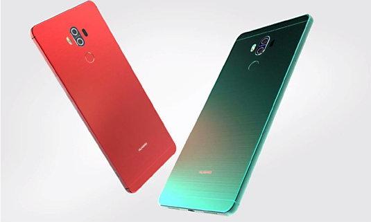 เชิญพบกับคอนเซ็ปท์ Huawei Mate 10 ใหม่ล่าสุดก่อนเปิดตัวเดือนตุลาคม