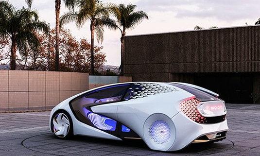 โตโยต้าเตรียมทดสอบรถไร้คนขับปี 2020 ชูจุดเด่น AI