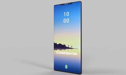 งาม! จัดไปคอนเซ็ปต์ Samsung Galaxy Note 9 สุดยอดมือถือลูกผสมล่าสุด