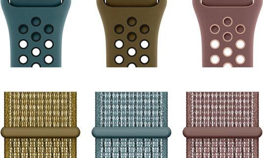 """Apple เผยโฉมสายนาฬิกา """"Apple Watch 4"""" สีใหม่ทั้งแบบไนรอน และ """"Nike Plus"""""""