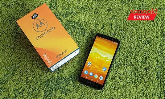 """รีวิว """"Motorola E5 Go Edition"""" มือถือเล็ก ค่าตัวถูก กับฟีเจอร์ครบครัน"""