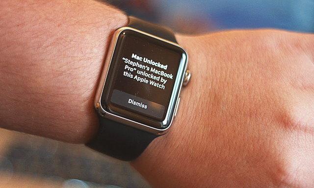 Apple Watch อาจทำได้มากกว่าใช้ปลดล็อค Mac ในอนาคต!