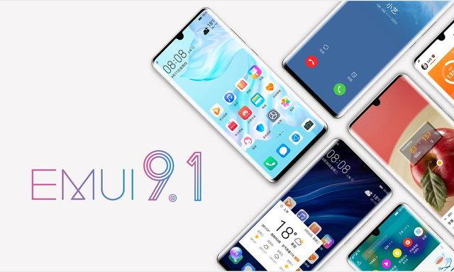 Huawei เตรียมปล่อยอัปเดต EMUI 9.1 ให้สมาร์ตโฟนทั้งหมด 49 รุ่น รุ่นเก่ายังได้!
