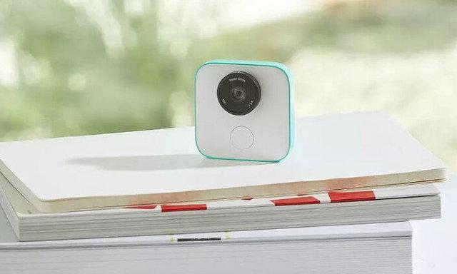 Google เลิกจำหน่าย Google Clipกล้องเล็กถ่ายภาพความประทับใจด้วยAI
