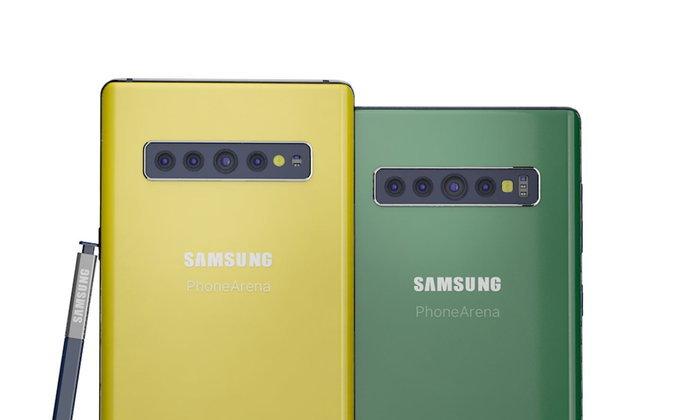 Samsung อาจเปิดตัว Galaxy Note 10 เวอร์ชันเล็ก ในยุโรป อาจเป็น Galaxy Note 10e