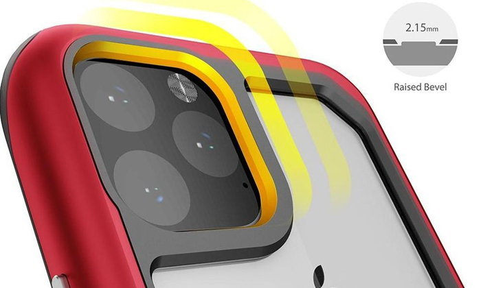 ยืนยันจาก Ghostek ผู้ผลิตเคสชื่อดังพร้อมขายเคส iPhone 11 (iPhone XI) แล้ว