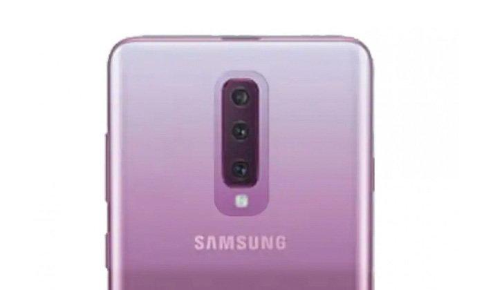หลุดภาพเคสของSamsung Galaxy A90จะได้หน้าจอเต็มพร้อมกับกล้องหลัง3ตัว