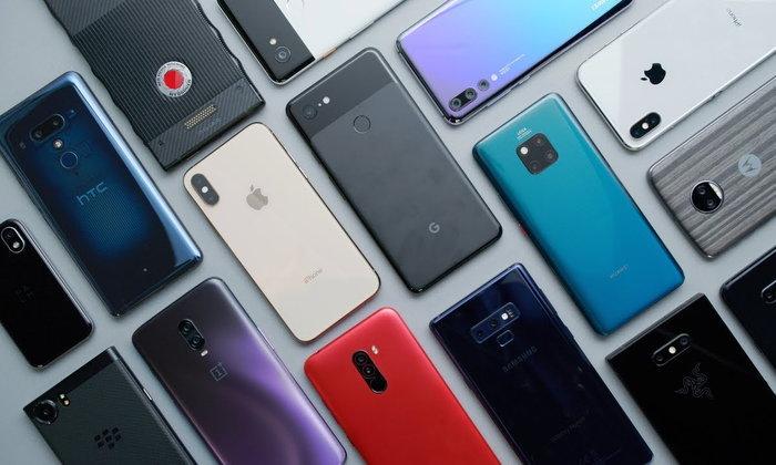 หรือจะสิ้นยุค ยอดขายสมาร์ทโฟนทั่วโลก ลดลง อย่างหนัก Apple ช้ำที่สุด