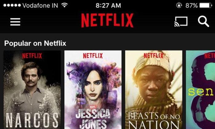 Netflix ปล่อยแพลนราคาถูกสำหรับมือถือใน อินเดีย
