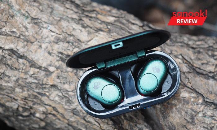 ทดลองเล่น! หูฟัง Skullcandy Push True Wireless รุ่นใหม่ ฟังก์ชั่นครบใส่ออกกำลังกายได้
