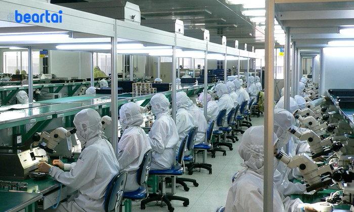 ผู้ผลิตเทคโนโลยีชั้นสูงกำลังเนื้อหอมเพราะจีนออกนโยบายเปิดประตูรับเข้ามาวางฐานการผลิตให้เพิ่มมากขึ้น