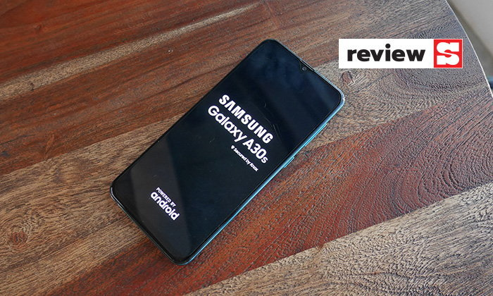 [รีวิว] Samsung Galaxy A30sตัวรองที่ได้ฟีเจอร์ครบในราคาถูกเพียง7,990บาท