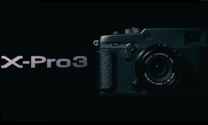 เปิดตัว Fujifilm X-Pro 3 กล้อง Mirrorless สเปกเทพ ดีไซน์คล้ายเดิม เพิ่มเติมคือหน้าจอที่ถูกซ่อน!