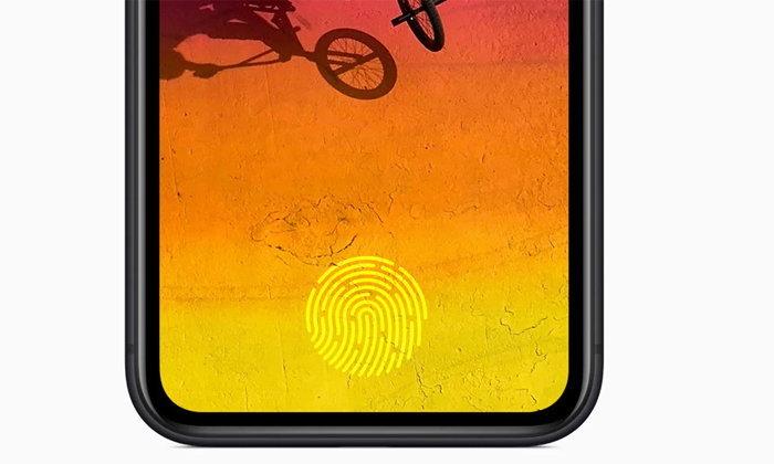 Apple เริ่มทดสอบ Touch ID บนหน้าจอ แต่ไม่ได้ทำให้แค่ iPhone เท่านั้น!