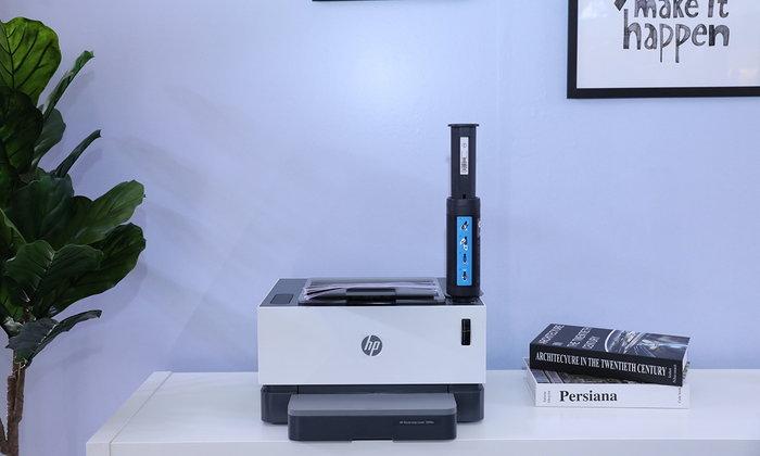 HPเปิดตัวNaverStop Laser Printerเครื่องพิมพ์เลเซอร์รุ่นใหม่ ที่เติมผงหมึกได้ในเวลา 15 วินาที