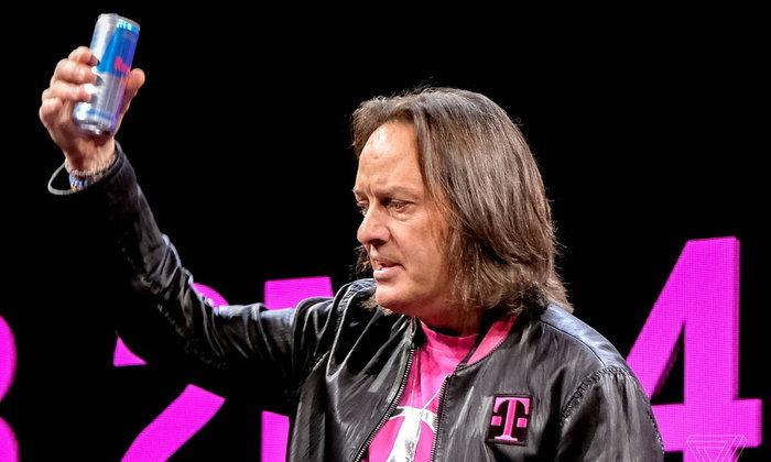 John Legereเตรียมลงจากตำแหน่งCEOของT-Mobileพฤษภาคม2020