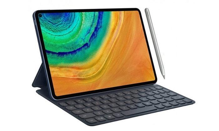 แท็บเล็ตเรือธง Huawei MatePad Pro ผ่านการทดสอบ Geekbench : มีเวอร์ชัน 5G ด้วย